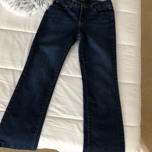 Nine West Dark Wash Bootcut Jeans